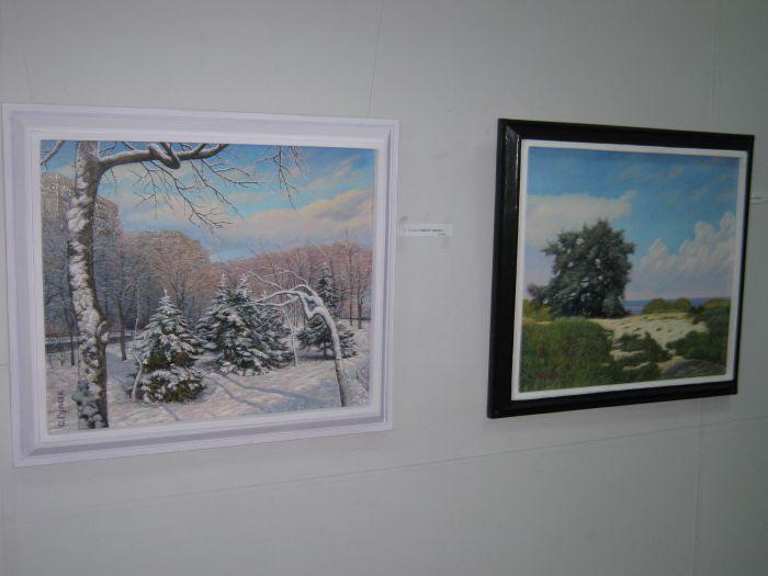 Мариупольские художники передали краски Приазовья в живописи и графике (ФОТО), фото-8