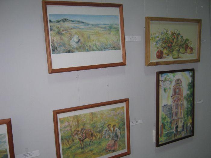 Мариупольские художники передали краски Приазовья в живописи и графике (ФОТО), фото-4