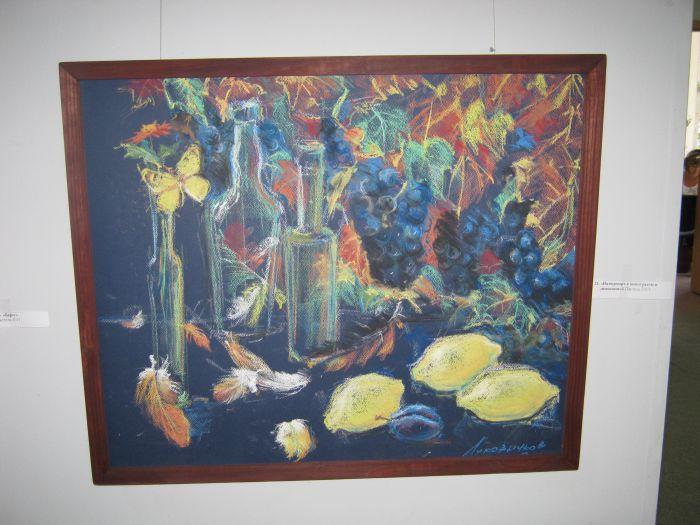 Мариупольские художники передали краски Приазовья в живописи и графике (ФОТО), фото-3