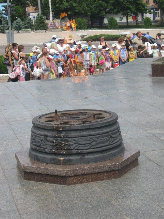 В 70-ю годовщину начала Великой Отечественной войны в Мариуполе почтили память погибших (ФОТО), фото-4