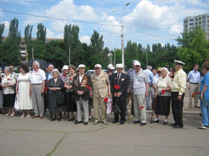 В 70-ю годовщину начала Великой Отечественной войны в Мариуполе почтили память погибших (ФОТО), фото-1