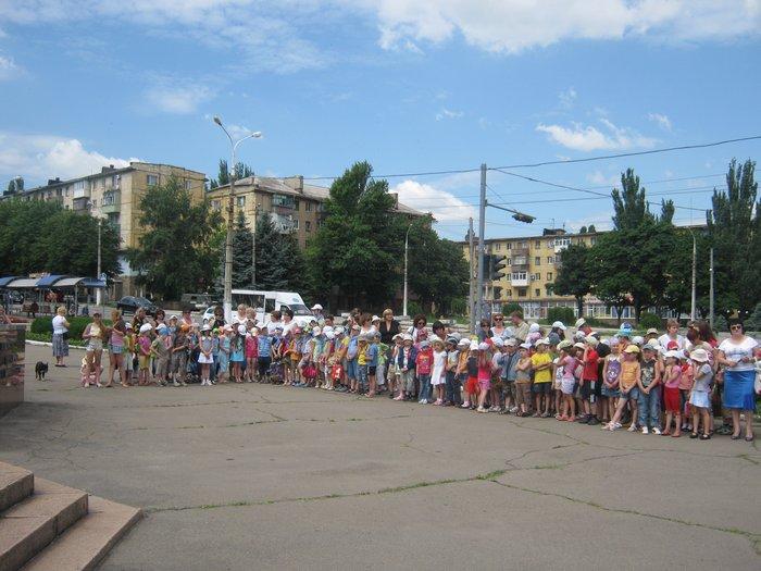 В 70-ю годовщину начала Великой Отечественной войны в Мариуполе почтили память погибших (ФОТО), фото-3