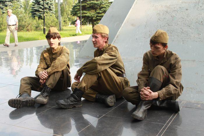 В парке Победы почтили память павших героев войны (ФОТО), фото-1