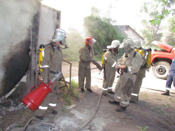 В Мариуполе горит подвал с сеном (ФОТО), фото-7