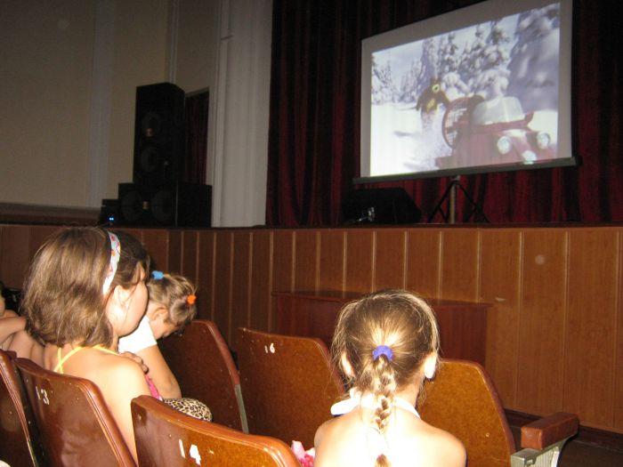 Мариупольским школьникам море заменили на мультики (ФОТО), фото-1