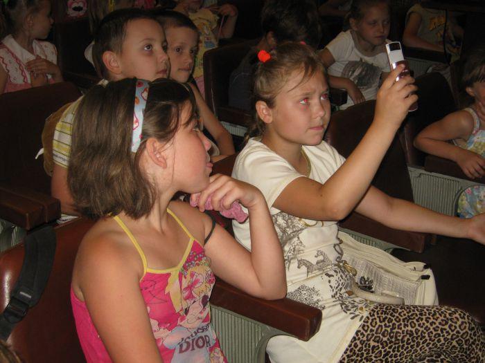 Мариупольским школьникам море заменили на мультики (ФОТО), фото-3