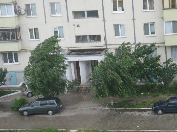Сегодня около полудня погодные условия в Мариуполе достигли критической точки (ФОТО+ВИДЕО), фото-6