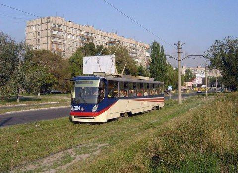 Мариупольские трамваи пустят по  азовстальским рельсам, фото-1