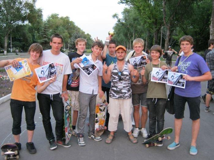 скейтбординг 012