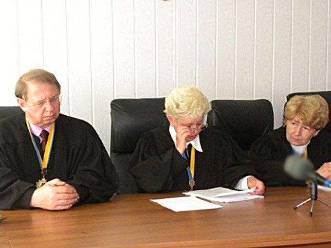 Абрамиха 2 судьи