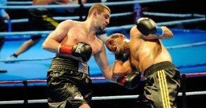 Завтра мариупольец Давид Табатадзе  проведет рейтинговый бой  с американским боксером, фото-1