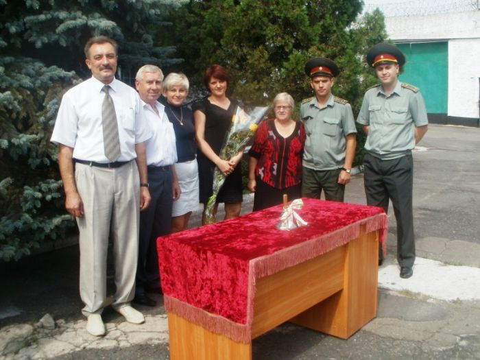 Сегодня в Мариупольском СИЗО 11 подследственных сели за школьные парты (ФОТО), фото-2