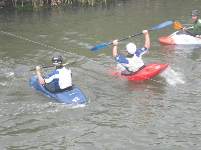 В Мариуполе  на реке Кальчик прошло первенство города по технике водного туризма (ФОТО), фото-16