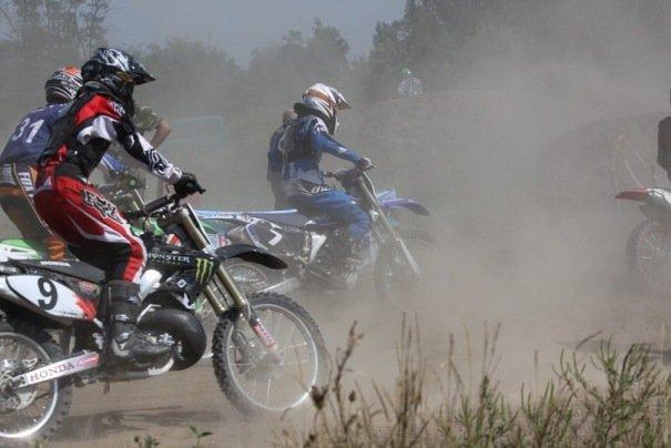 В Мариуполе спортсмены со всей Украины сразились в Кубке по мотокроссу (ФОТО), фото-6