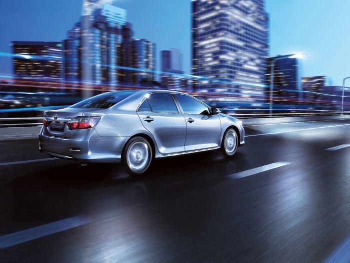 В Мариуполе состоится премьера новой Toyota Camry, фото-2