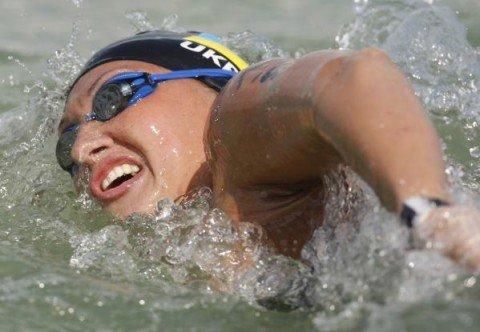 Мариупольчанка Ольга Береснева приплыла к финишу 19-й, фото-1