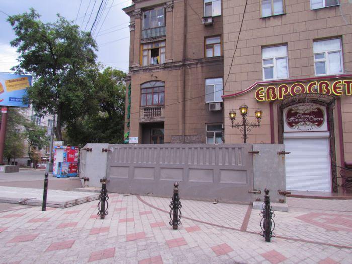 В Мариуполе приступили к реконструкции дома со шпилем (ФОТО), фото-1