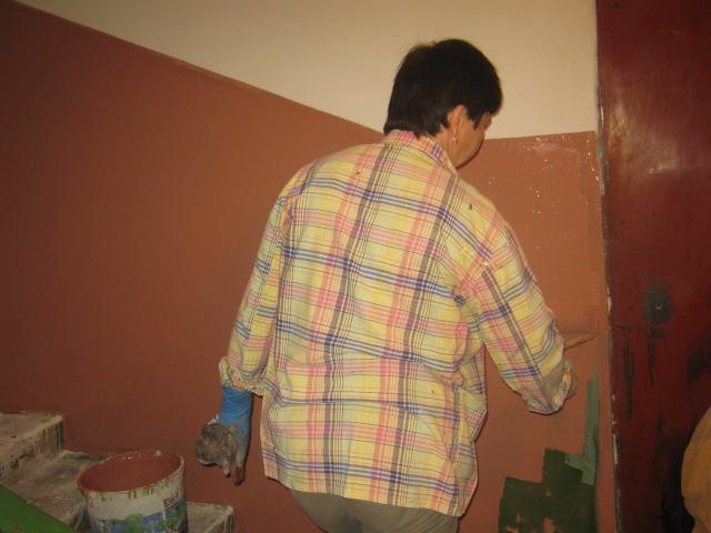 В Мариуполе  жилищники  отчитались за  147 подъездов, отремонтированных по программе 50 на 50 (ФОТО), фото-3
