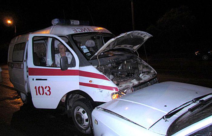 В Мариуполе карета скорой помощи попала в ДТП (ФОТО+ ВИДЕО), фото-3