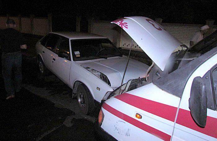 В Мариуполе карета скорой помощи попала в ДТП (ФОТО+ ВИДЕО), фото-2
