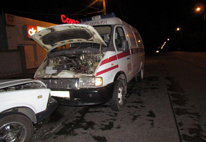 В Мариуполе карета скорой помощи попала в ДТП (ФОТО+ ВИДЕО), фото-5