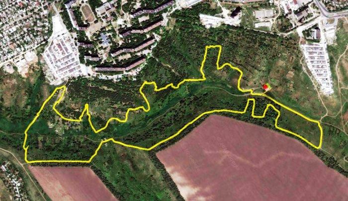 На Левобережье Мариуполя готовится трасса для проведения открытого чемпионата по велоспорту (ФОТО), фото-1