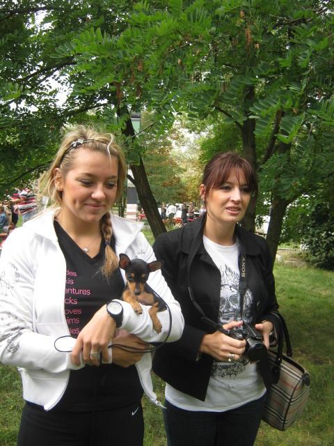 В Мариуполе лучшими племенными псами признаны доберман, цвергшнауцер и мопсы (ФОТОРЕПОРТАЖ), фото-22