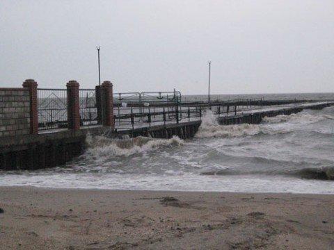 Сегодня в Мариуполе официально закрыт пляжный сезон, фото-1