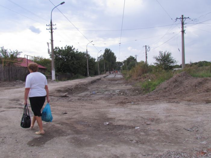 В Мариуполе ко Дню города хотят пустить первый после капремонта трамвай по бул. Шевченко (ФОТО), фото-5