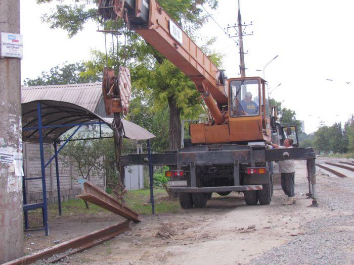 В Мариуполе ко Дню города хотят пустить первый после капремонта трамвай по бул. Шевченко (ФОТО), фото-13