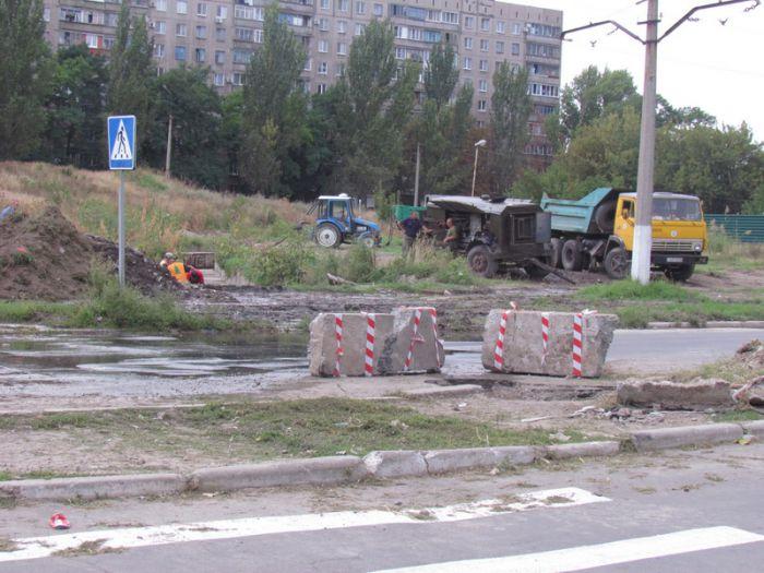 В Мариуполе ко Дню города хотят пустить первый после капремонта трамвай по бул. Шевченко (ФОТО), фото-3