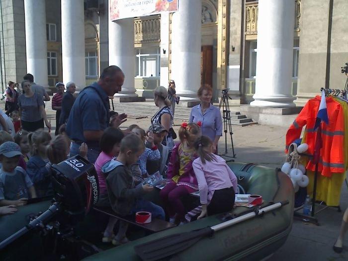 Мариупольские спасатели отмечают профессиональный праздник (ФОТО), фото-7