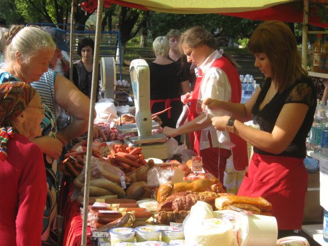 В  Мариуполе  в канун дня города  в поселке Моряков  прошла праздничная ярмарка (ФОТО), фото-2