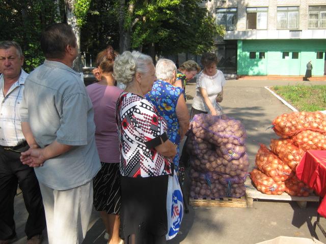 В  Мариуполе  в канун дня города  в поселке Моряков  прошла праздничная ярмарка (ФОТО), фото-10