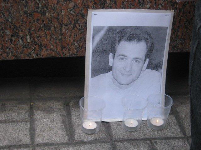 В Мариуполе почтили память  Георгия Гонгадзе (ФОТО), фото-1