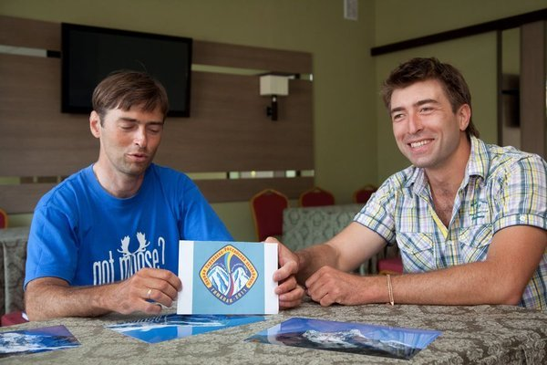 В гостях проекта «Лица» — братья Иван и Максим Молдовановы - известные мариупольские альпинисты , фото-1