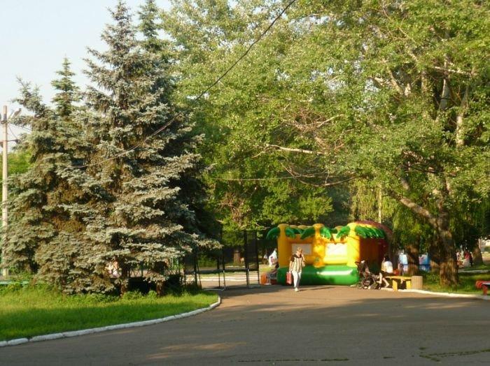 В Мариуполе детскому парку «Веселка» подарят новый облик (ФОТО), фото-1