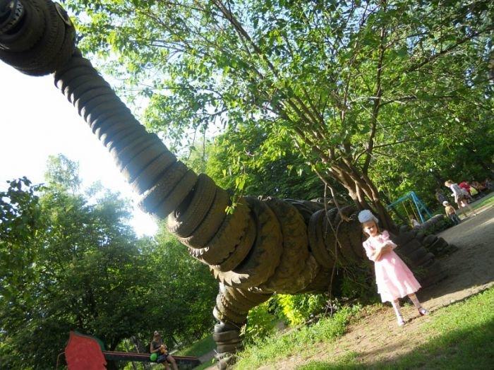 В Мариуполе детскому парку «Веселка» подарят новый облик (ФОТО), фото-2