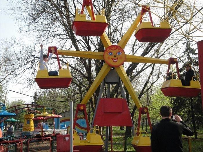 В Мариуполе детскому парку «Веселка» подарят новый облик (ФОТО), фото-4