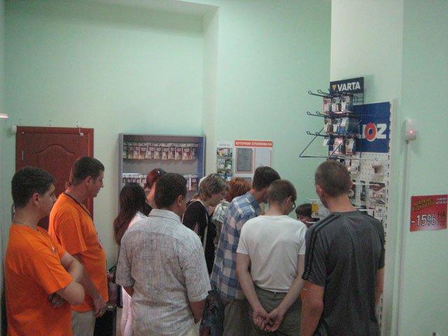 Мариупольцы снова на распродаже электроники., фото-4