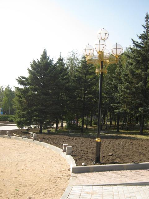 В Мариуполе Приморский парк украсит фонтан с подсветкой (ФОТО), фото-3