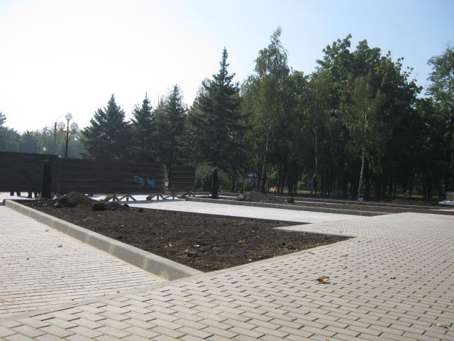 В Мариуполе Приморский парк украсит фонтан с подсветкой (ФОТО), фото-12