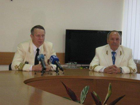 В Мариуполе Азовский морской институт отпраздновал 15-летие (ФОТО), фото-1