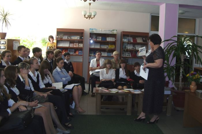 Мариупольским лицеистам показали, как ориентироваться в море информации (ФОТО), фото-1