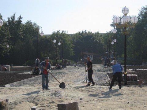 В пятницу Приморский парк откроют после реконструкции, фото-1