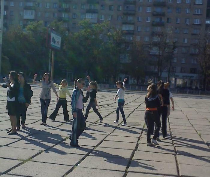 В Мариуполе стартует свой собственный   «Майданс»( ФОТО), фото-3