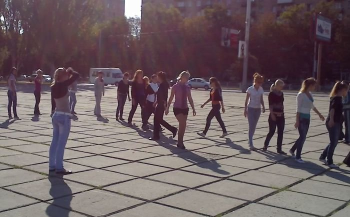 В Мариуполе стартует свой собственный   «Майданс»( ФОТО), фото-2