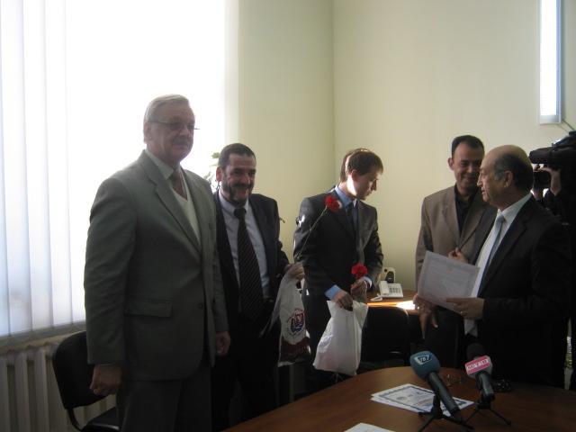 12 египтян прошли магистерскую практику в Мариуполе (ФОТО), фото-5