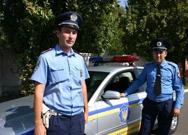 В Мариуполе  сотрудников ГАИ, спасших жизнь четырех человек,  поздравило областное руководство милиции, фото-1
