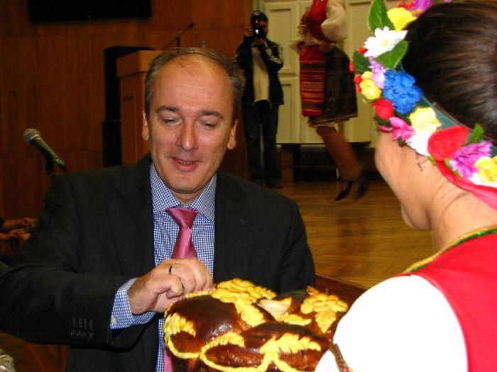 Мариупольцам представили нового Генерального консула Республики Греция (ФОТО), фото-1